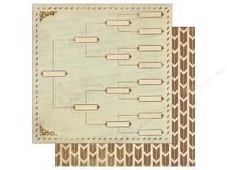 Authentique 12 x 12 in. Paper Legacy Lineage (25 sheets)