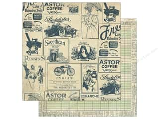 Authentique 12 x 12 in. Paper Legacy Heritage (25 sheets)