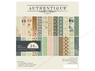 Authentique: Authentique 6 x 6 in. Paper Bundle Legacy Collection