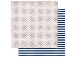 Authentique: Authentique 12 x 12 in. Paper Seaside Collection Buoy (25 sheets)