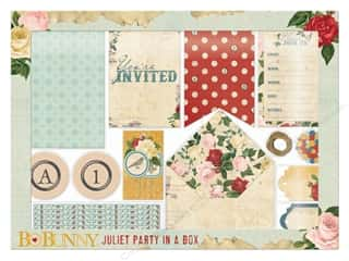 Jute twine: Bo Bunny Party In A Box Juliet