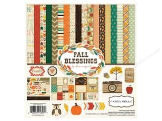 Fall Sale: Carta Bella 12 x 12 in. Collection Kit Fall Blessings