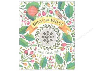 Collins & Brown Limited: Collins & Brown Stitch The Halls Book by Sophie Simpson