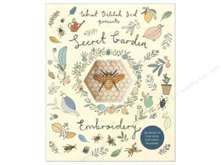 Collins & Brown Limited: Pavilion Secret Garden Embroidery Book