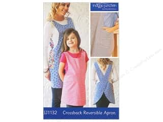 Indygo Junction Crossback Reversible Apron Pattern