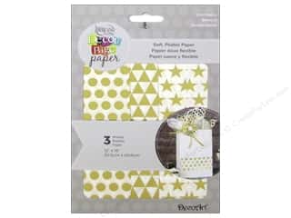 scrapbooking & paper crafts: DecoArt Americana Decoupage Paper 12 x 16 in. Gold Basics