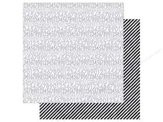 """Bella Blvd Just Add Color Collection Paper 12""""x 12"""" Passcode Picture"""