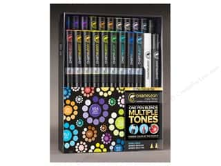 Mothers Day Gift Ideas: Chameleon Color Tone Pen Set 22 pc. Deluxe