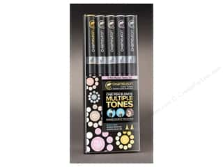 Holiday Gift Idea Sale $10-$25: Chameleon Color Tone Pen Set 5 pc. Pastel