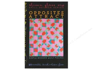 books & patterns: Alison Glass Skill Builder Series Opposites Attract Pattern