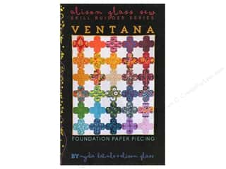Books & Patterns: Alison Glass Design Skill Builder Series Ventana Pattern