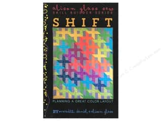 books & patterns: Alison Glass Skill Builder Series Shift Pattern