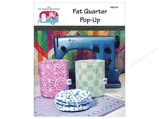 Home Decor Sale: The Fat Quarter Gypsy Pop Up Pattern