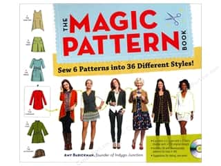 books & patterns: Workman Publishing for Indygo Junction The Magic Pattern Book