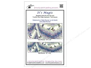 books & patterns: Grizzly Gulch Gallery It's Magic Pattern