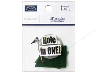 Karen Foster Sticker Lil Stack Golf