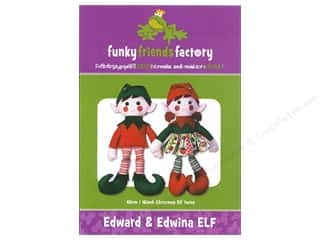 Funky Friends Factory Edward & Edwina Elf Pattern