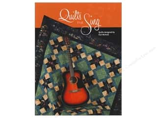 Quilts that Sing Book by Kari Nichols