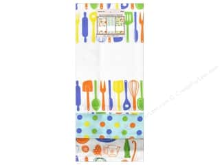 "Design Works Towel 18""x 28"" Printed Kitchen Trio"