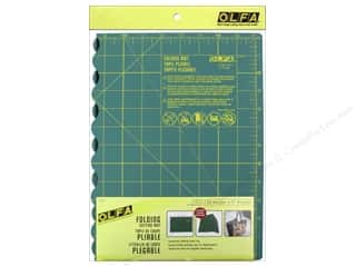olfa cutting mat: Olfa Folding Cutting Mat 12 x 17 in.