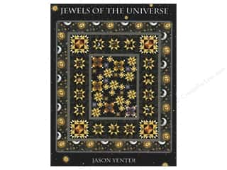 Books Clearance: Jewels Of The Universe Book by In the Beginning Fabrics
