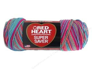 Red Heart Super Saver Yarn #3942 Lagoon 236 yd.