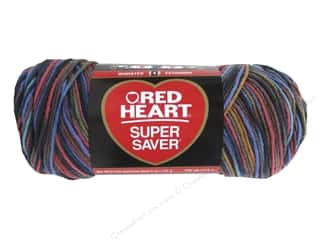 Red Heart Super Saver Yarn Earthy 236 yd.