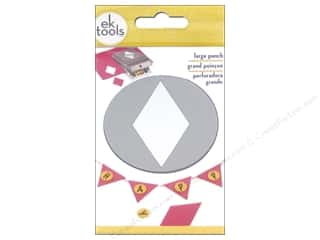 EK Paper Shapers Large Punch Rhombus 2 1/4 in.