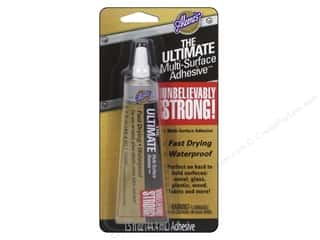 Glues Adhesives & Tapes: Aleene's The Ultimate Multi-Surface Adhesive 1.5 oz.