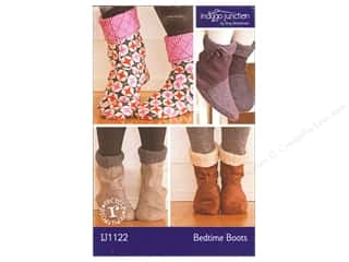 books & patterns: Indygo Junction Bedtime Boots Pattern
