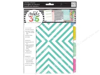 Me&My Big Ideas Create 365 Happy Planner Extension Medium Teal/Gold