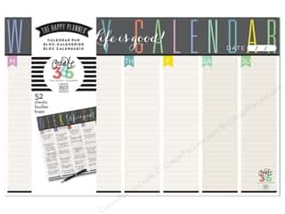 Mother's Day Gift Ideas: Me&My Big Ideas Create 365 Happy Planner Weekly Calendar Life is Good