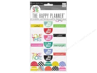 scrapbooking & paper crafts: Me&My Big Ideas Happy Planner Sticker Good Day Brights