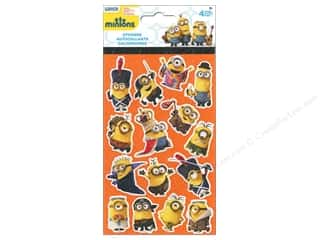 scrapbooking & paper crafts: SandyLion Sticker Standard Universal Studios Minions Movie