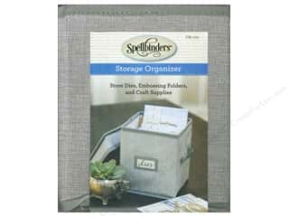 Weekly Specials Scrapbooking Organizers: Spellbinders Storage Organizer Box Collapsable