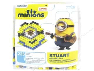 Perler Fused Bead Kit Trial Minions Stuart II