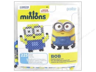 projects & kits: Perler Fused Bead Kit Trial Minions Bob