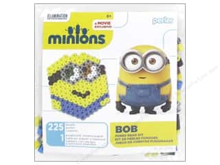 Perler Fused Bead Kit Trial Minions Bob II