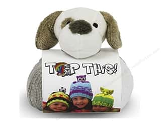 yarn & needlework: DMC Top This Yarn Kit Puppy