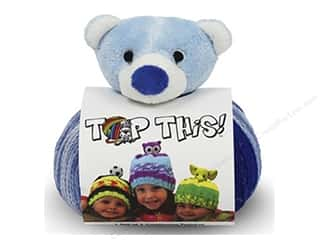 yarn & needlework: DMC Top This Yarn Kit Teddy Bear