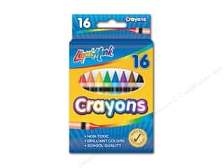 craft & hobbies: Liquimark Crayon Set 16 pc
