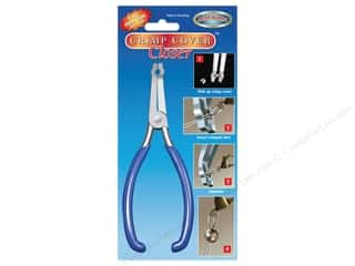 Beading & Jewelry Making Supplies: Bead Buddy Crimp Cover Closer Pliers