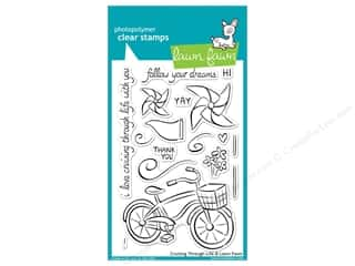 Clearance Plaid Stamps Clear: Lawn Fawn Clear Stamp Cruising Through Life