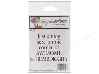 Riley & Company Cling Stamps Inspirations Corner Of Awesome