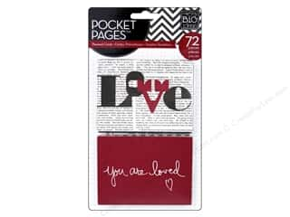 Mothers Day Gift Ideas: Me & My Big Ideas Pocket Pages Cards You Are Loved