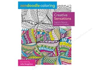 books & patterns: St Martin's Griffin Zendoodle Creative Sensation Book
