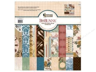 Best of 2012 Bo Bunny Paper & Sticker Collection Pack: Bo Bunny 12 x 12 in. Collection Pack Provence