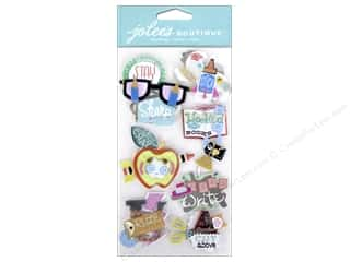 scrapbooking & paper crafts: Jolee's Boutique Stickers School Words