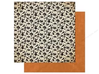 Halloween Spook-tacular: Authentique 12 x 12 in. Paper Moonlit Collection Pretend (25 sheets)