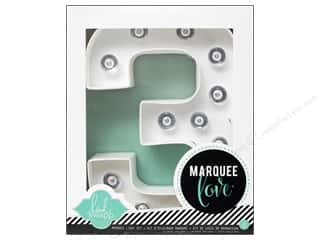 "Heidi Swapp Marquee Love Number Kit 8 1/2 in. ""3"""